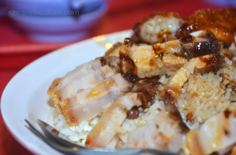 Roasted Meat Rice