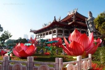 Vesak day 2014 at Kong Meng San Phor Kark See Monastery