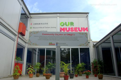 Our Museum @ Taman Jurong - First community museum in Singapore