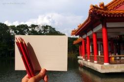 Watercolour art amid Nature - bring home a handmade souvenir!